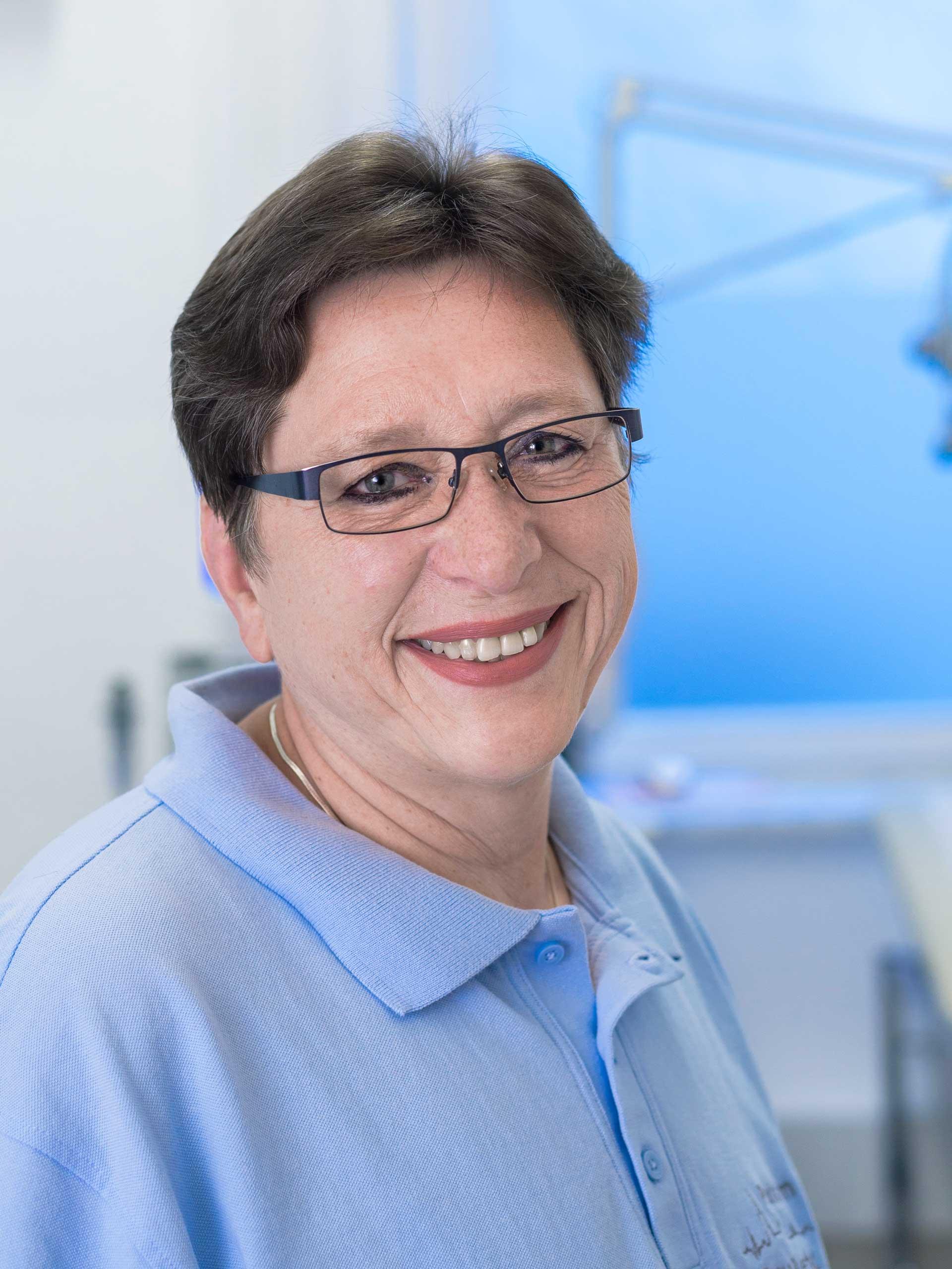 Frau Brigitte Eberhardt